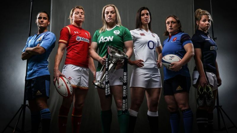 2016 Women's Six Nations gears up for action
