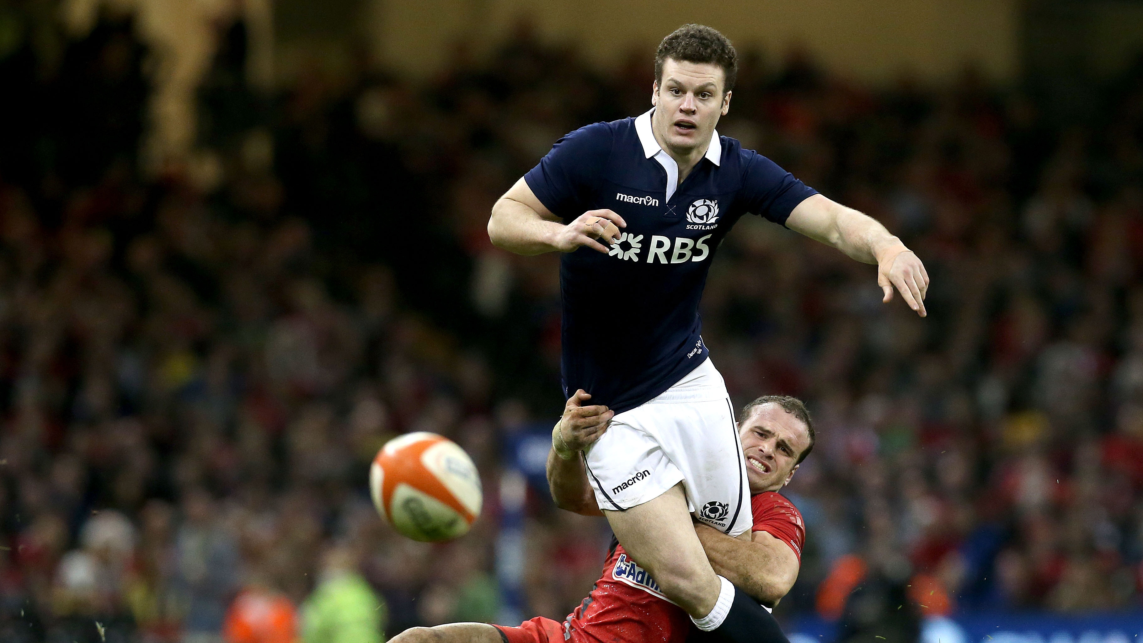Taylor determined to keep Scotland spot in 2015