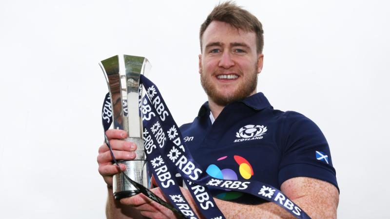 Kellock: Hogg can kick on after 2016 RBS Player of the Championship gong