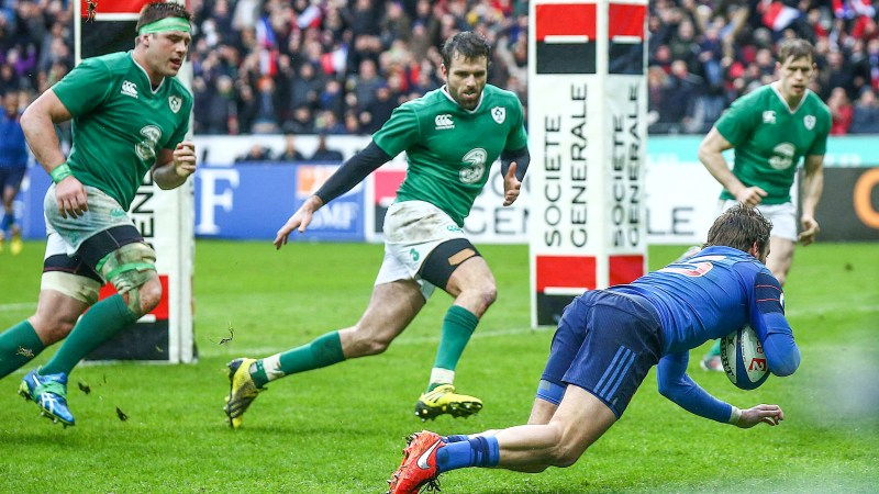 Médard full of confidence after RBS 6 Nations