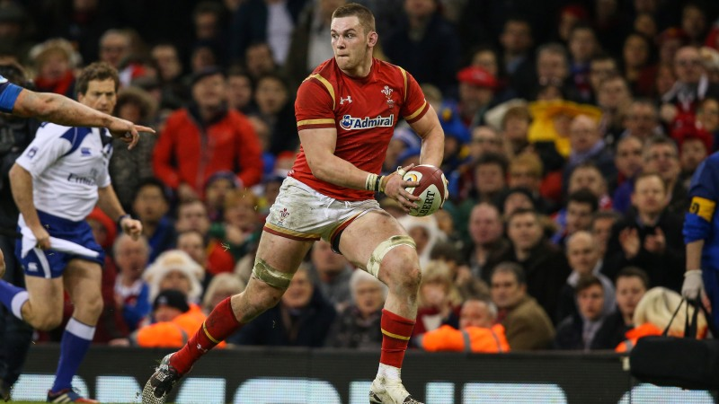 Lydiate named Wales captain for England clash