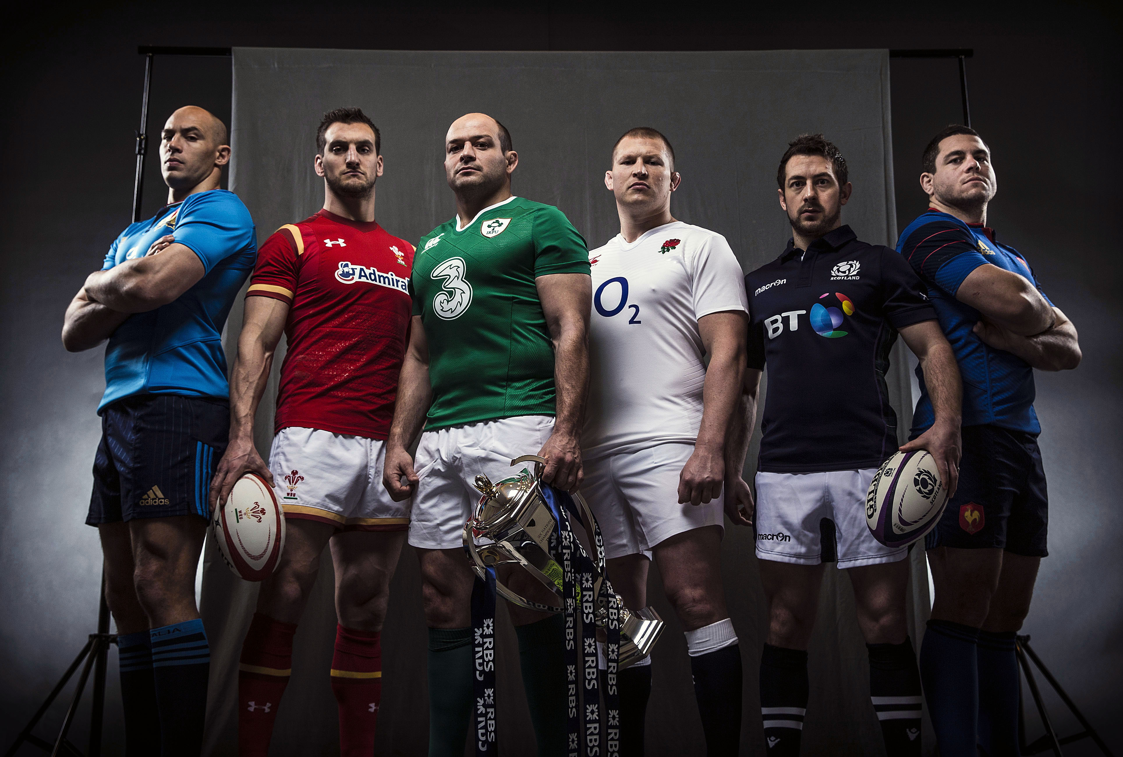 2016 RBS 6 Nations launches in style