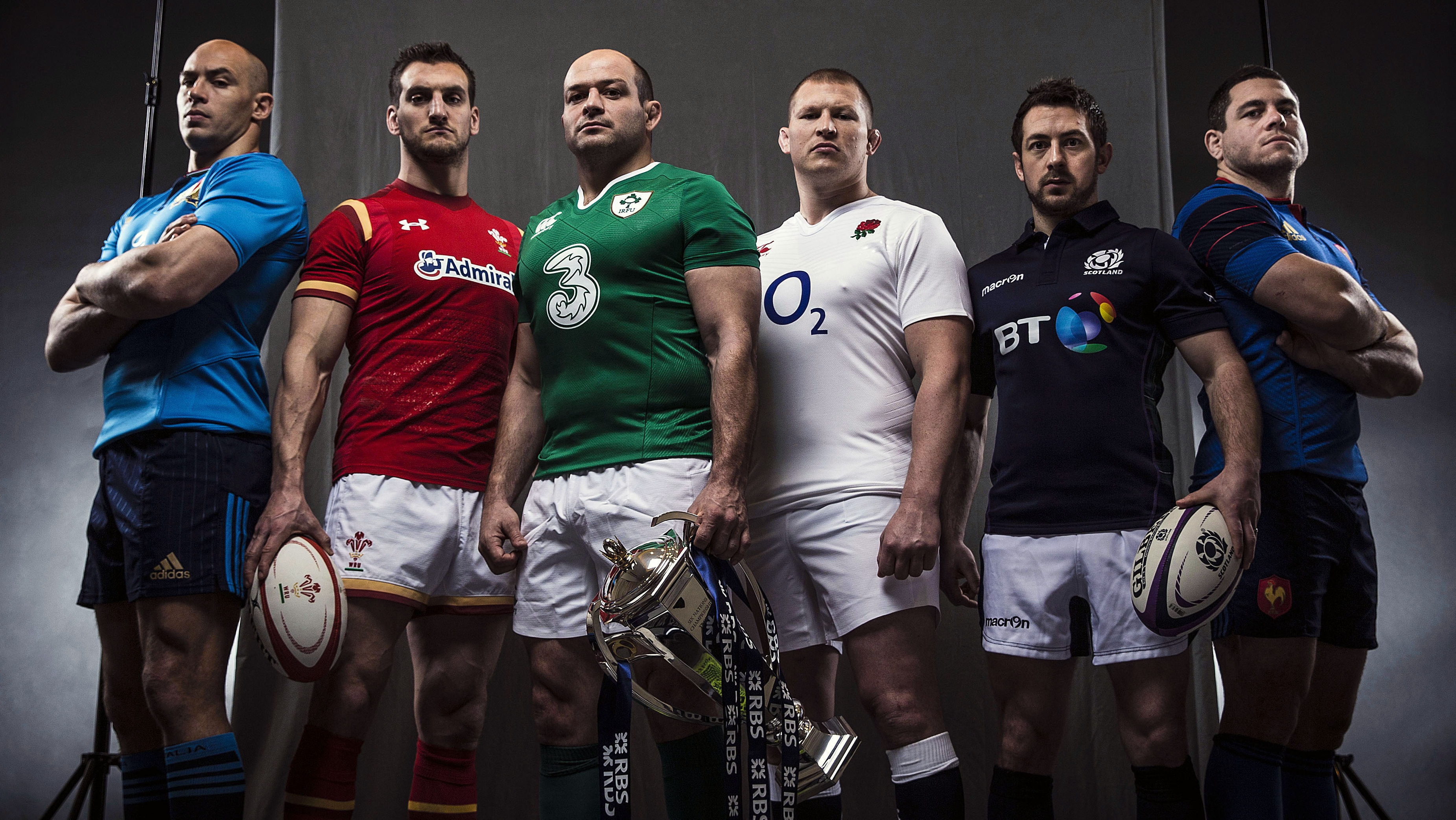 Win A Signed RBS 6 Nations Jersey!