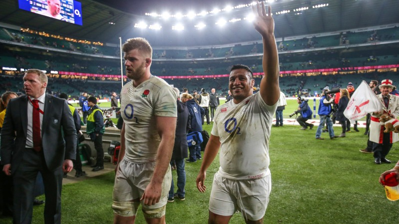 Vunipola aims to mark milestone appearance in style