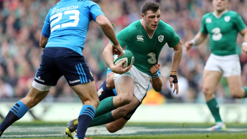 Henshaw striving for return to fitness ahead of November
