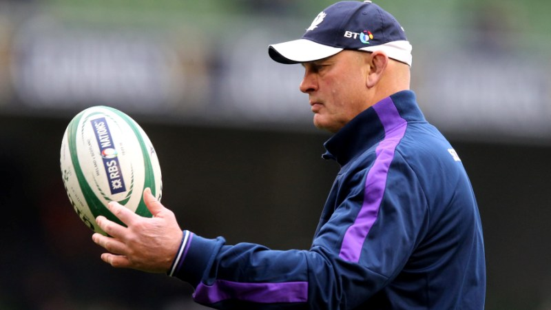 Sinclair hoping move to Scotland can turn Vern Cotter's head