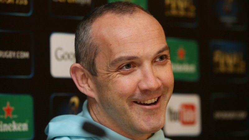 O'Shea appointment a turning point for Italy