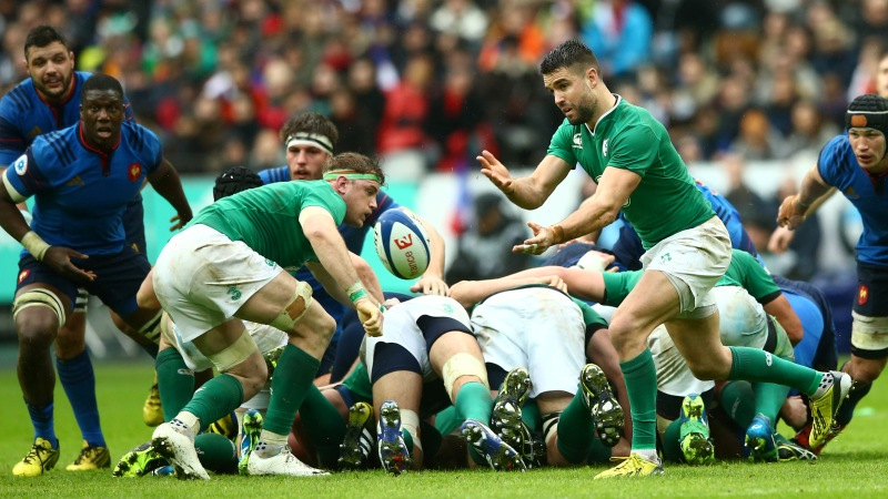 Murray looking to use inside info on Ireland teammates