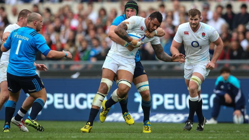 Beaumont to cover Lawes as England's injury list grows