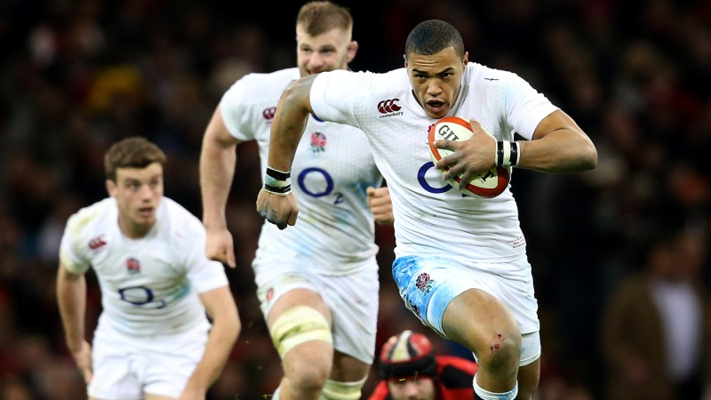 Jones: Burrell deserves his place on England tour