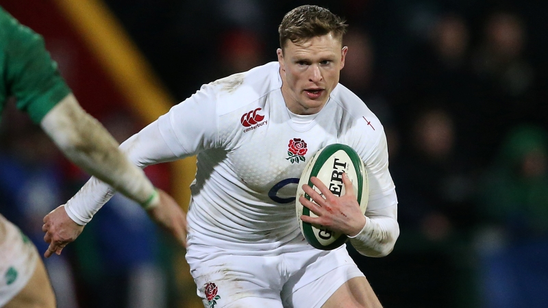 Jones offers England hope to Ashton