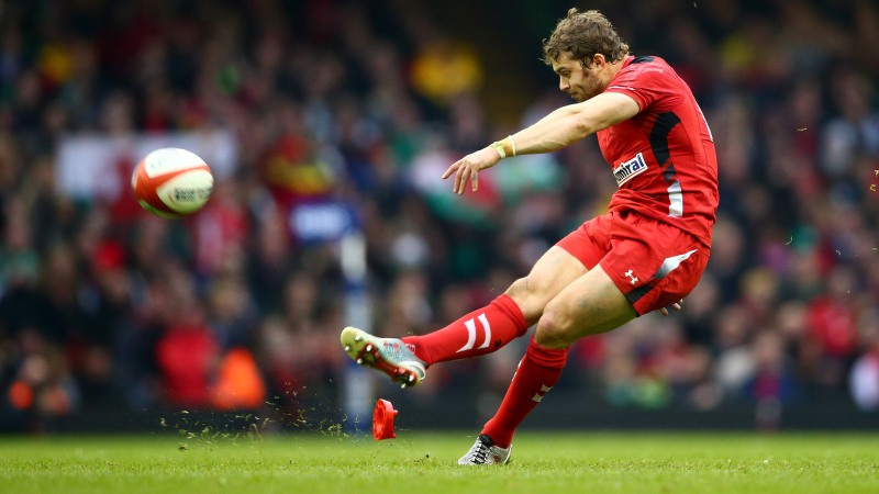 Halfpenny in line for return before season's end