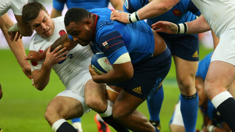 France prop Jefferson Poirot closes in on injury return