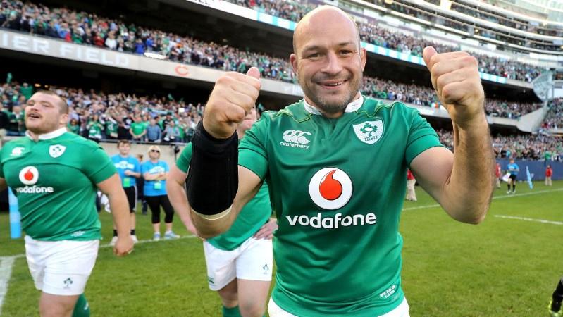 Best set for landmark Ireland appearance