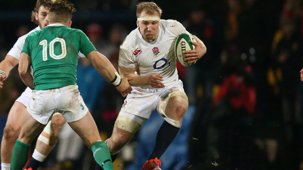 Humphreys: Kvesic an England seven-in-waiting