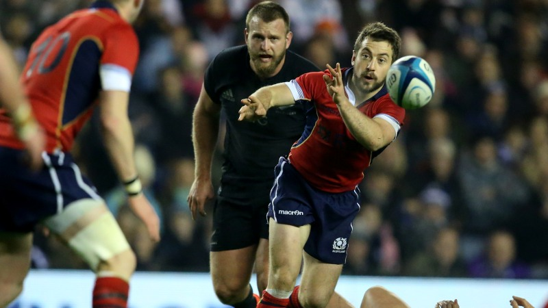 Laidlaw believes good RBS 6 Nations key to heartbreak recovery