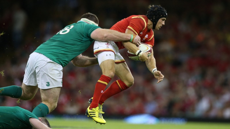 Morgan targets bright future with Wales