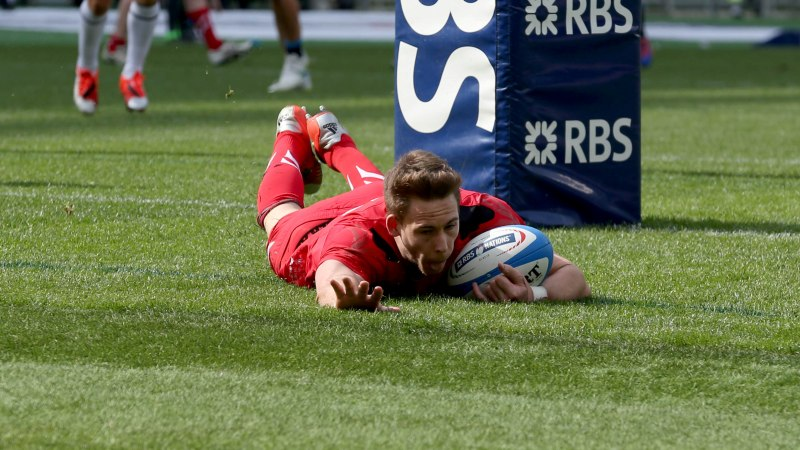 Williams on course to return for RBS 6 Nations