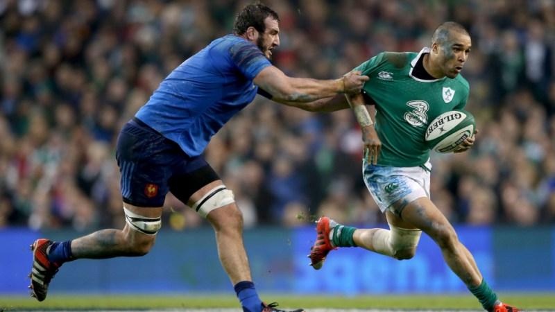 Zebo hopes for heads up Ireland