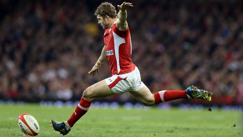 Halfpenny relieved to return for Wales