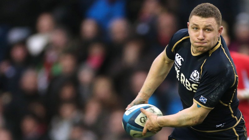 Gilchrist proud of Scotland's victory over Argentina