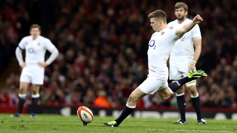 Farrell believes England have learnt lessons from New Zealand tour