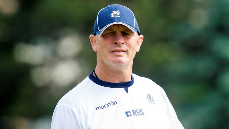 Cotter: Long road ahead for Scotland