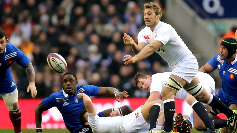 Robshaw ready to fight for spot