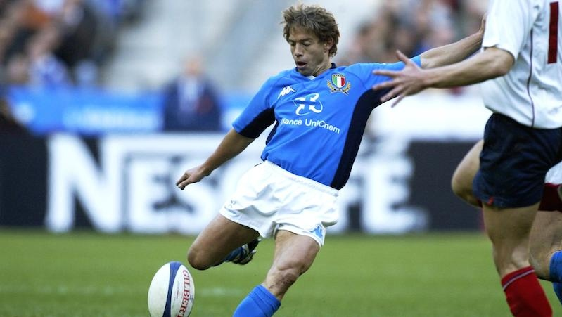 Retired Italy fly-half Dominguez tipped to succeed as Toulon coach