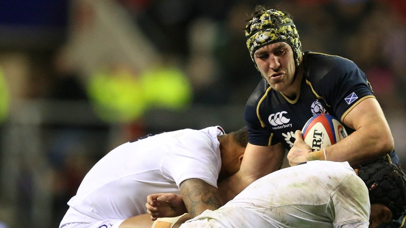 Brown relishing meeting with new Scotland coach Cotter