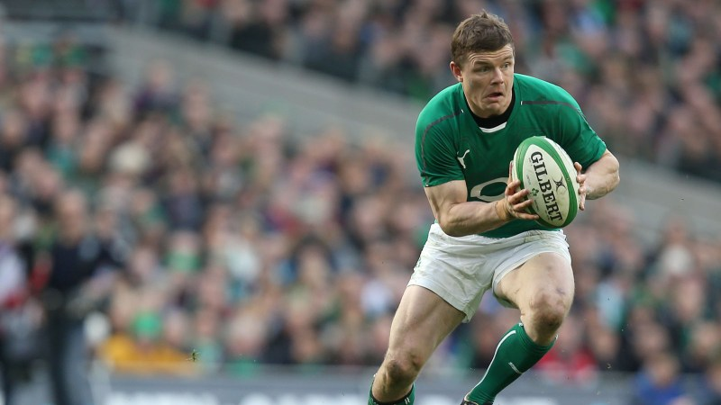 O'Driscoll Sr: It was not always rugby with Brian