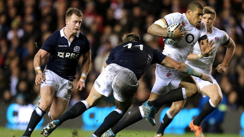 Burrell already turning attentions to RBS 6 Nations