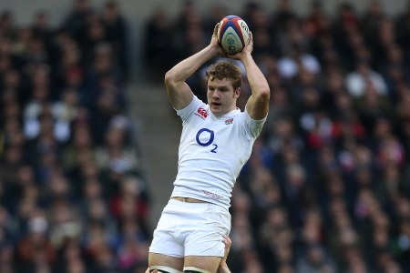 Launchbury targets consistency for club and country