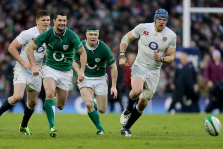 Haskell: England don't fear the All Blacks