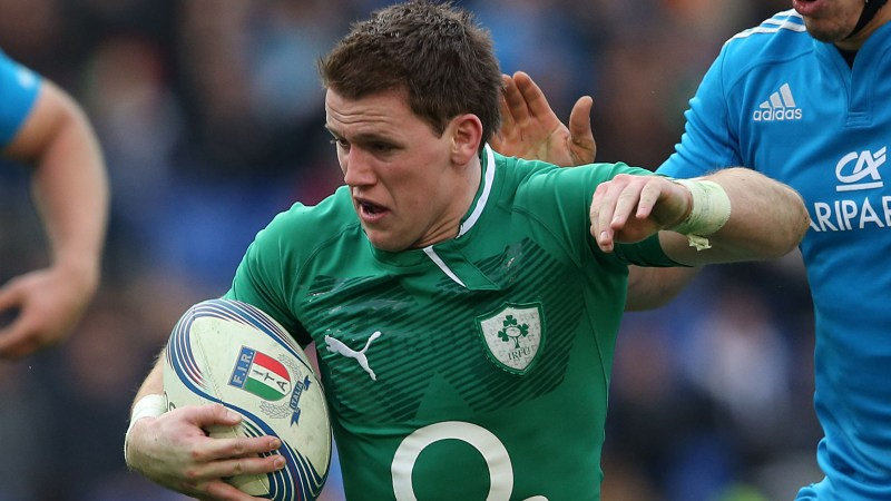 Gilroy ready for big year with Ireland