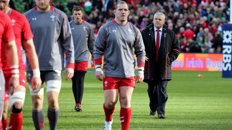 Gatland pinpoints Wales accuracy after agonising South Africa loss