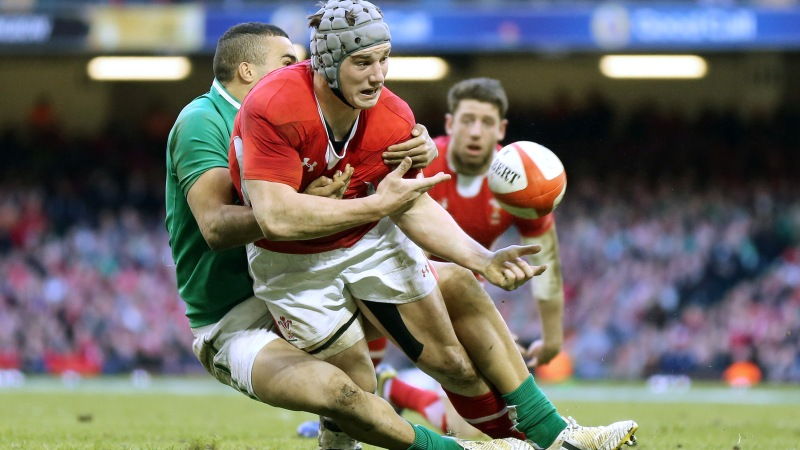 Davies up for South Africa challenge