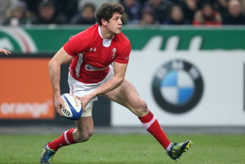 Williams eyeing starting role for Wales in Japan