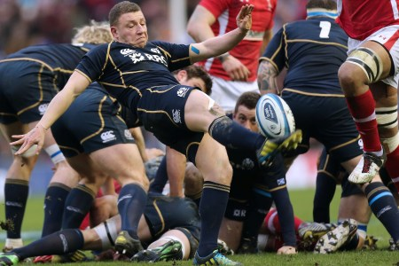 Weir keen to make up for lost time with Scotland