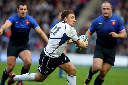 Weir back playing with Scotland in sight