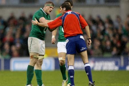 Heaslip believes Ireland made the right calls