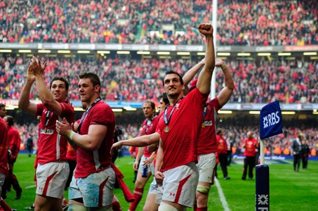 Captain Warburton leads 15-strong Wales contingent for Lions