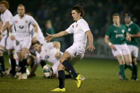 Slade still pinching himself after England Under-20s lift Junior World Championship crown