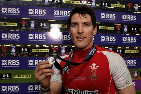 Evans: Hook can be Wales' lucky 13