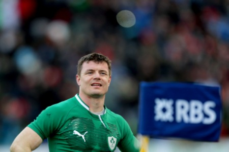 Schmidt wants Lion O'Driscoll to play on