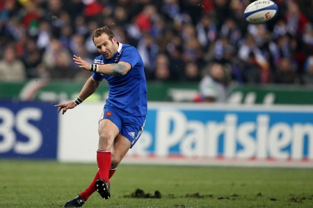 France's Michalak won't see opportunities limited insists Wilkinson