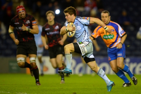 Robinson eager to cement Wales spot