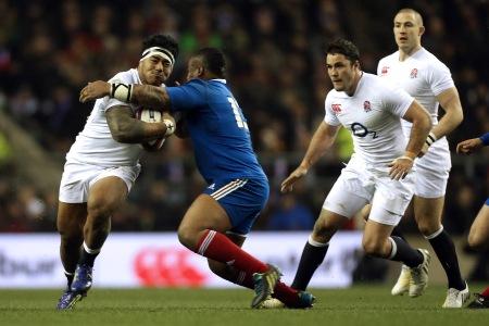 England suffer Tuilagi blow