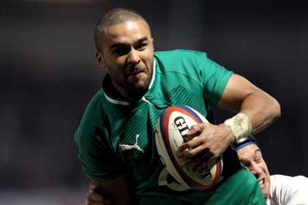 Zebo stakes a claim for Ireland spot