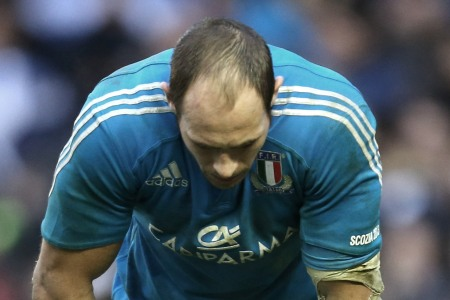 Italy skipper Parisse leads Barbarians